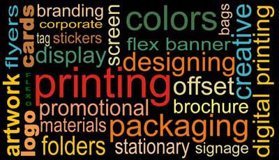 Creative designing and best printing services